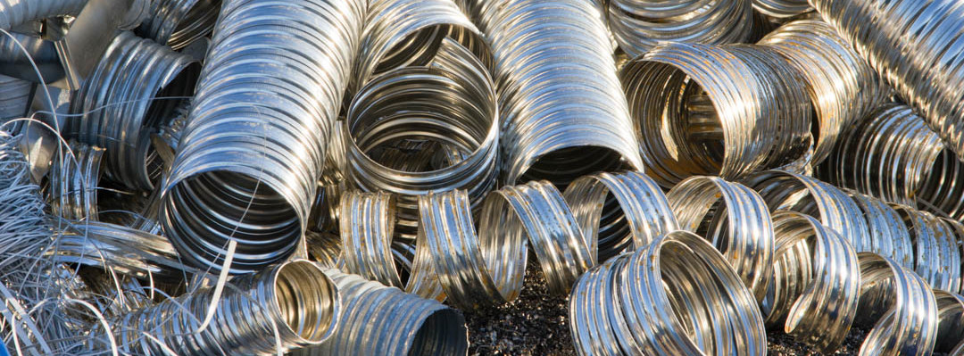 waiste of metal perforated corrugated pipes